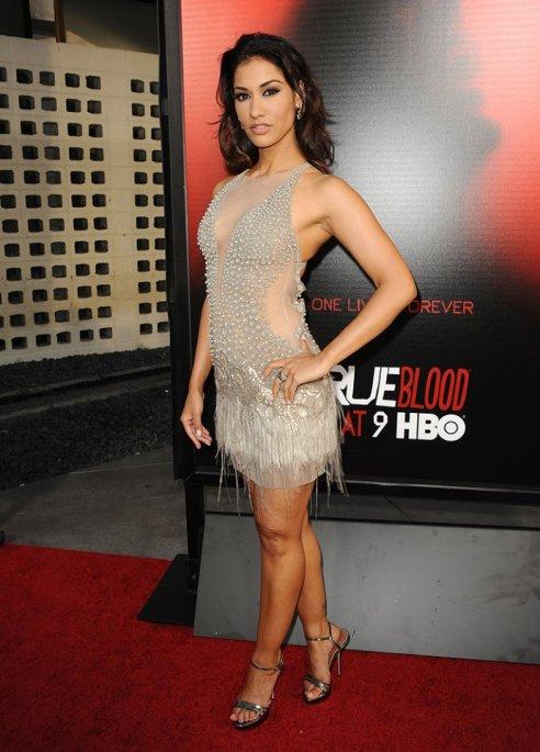 True Blood's Janina Gavankar Relocates to Vampire Diaries ...
