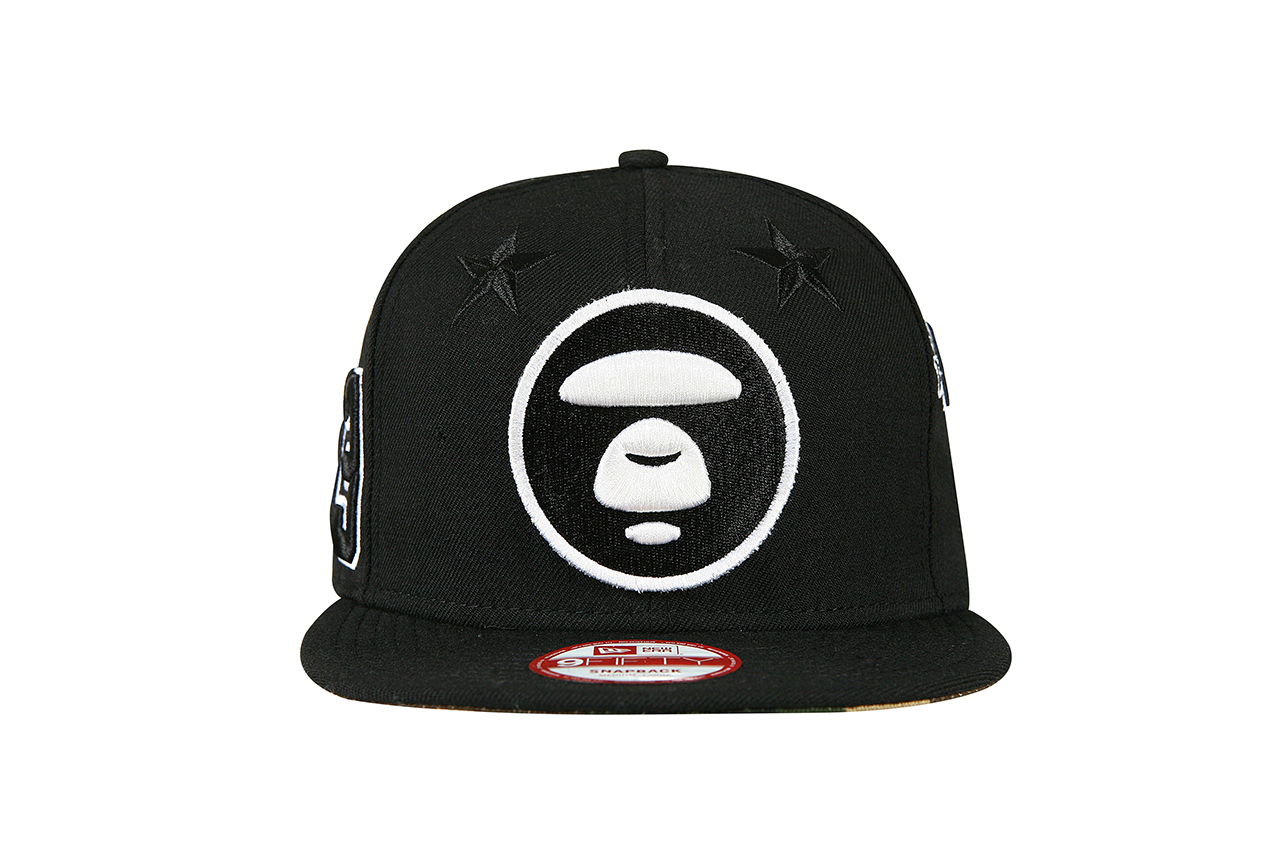 72d33f57e6c AAPE by A Bathing Ape collaborates with New Era Seoul to create a limited  edition cap