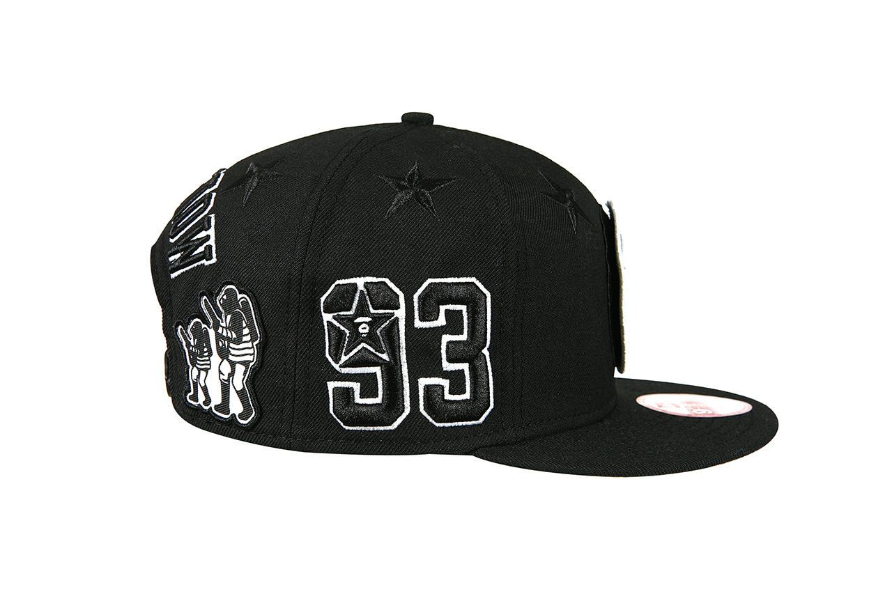 cf4b6ddd487 AAPE by A Bathing Ape collaborates with New Era Seoul to create a ...