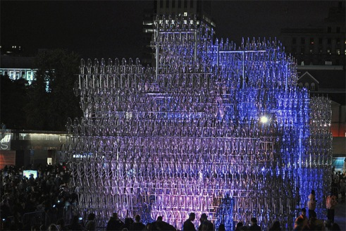 ai-weiwei-forever-bicycles-installation3