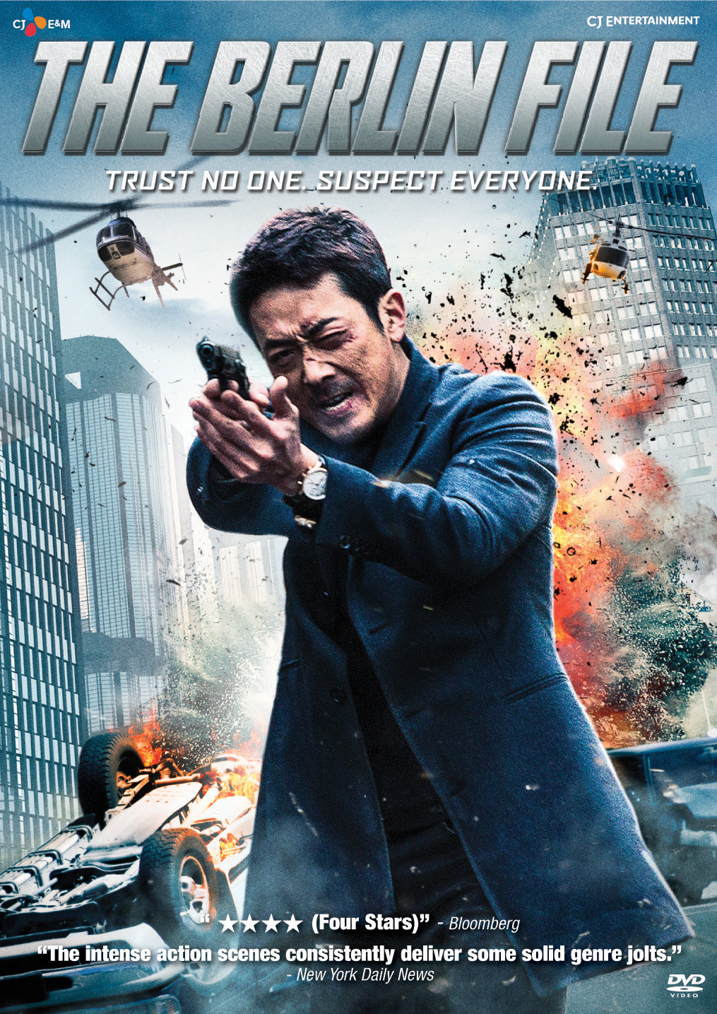 Korean Film The Berlin File To Be Released On Region 1 Dvd