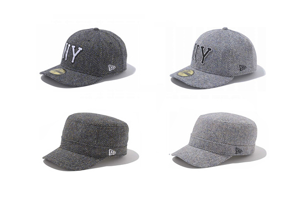 b43d1a2de90 New Era Japan 2013 Fall Winter Harris Tweed Pack