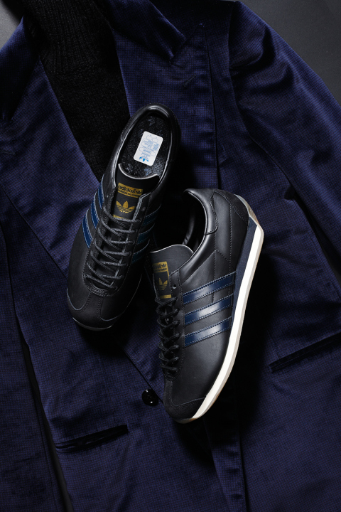 "ebed5a217 UNITED ARROWS (Japan) and Adidas collaborate to produce the ""Country ..."