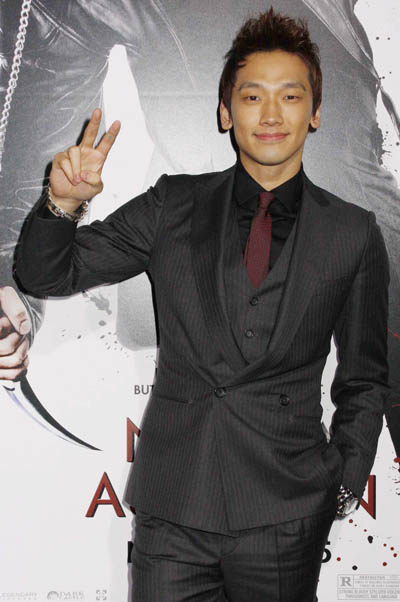 Rain signs on for new movie 'The Prince' starring Bruce