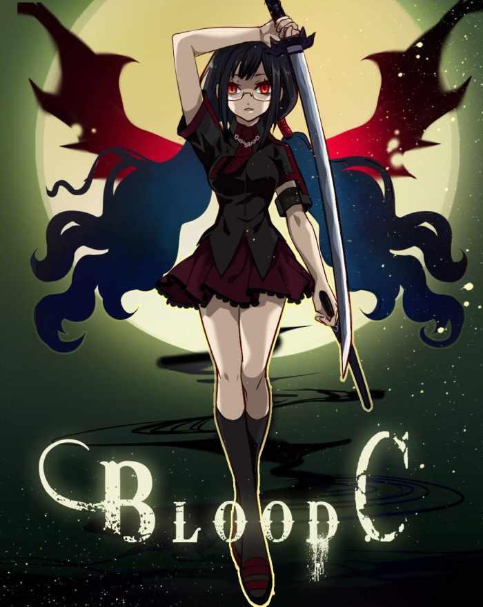 Blood-C | 480p | DVDRip | Dual Audio
