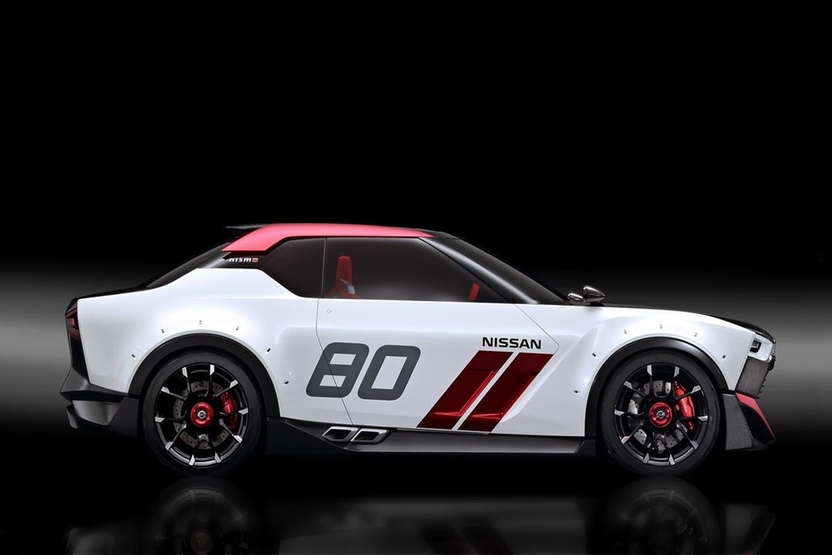 Nissan IDx NISMO Concept | TEAM YELLOW