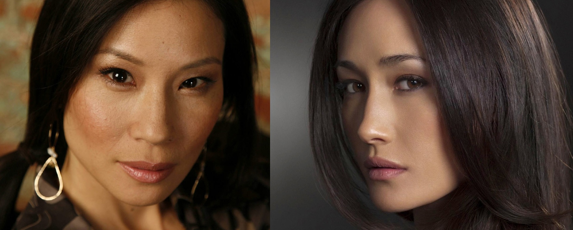 Maggie Q and Lucy Liu: Asian-Americans as Leading Ladies