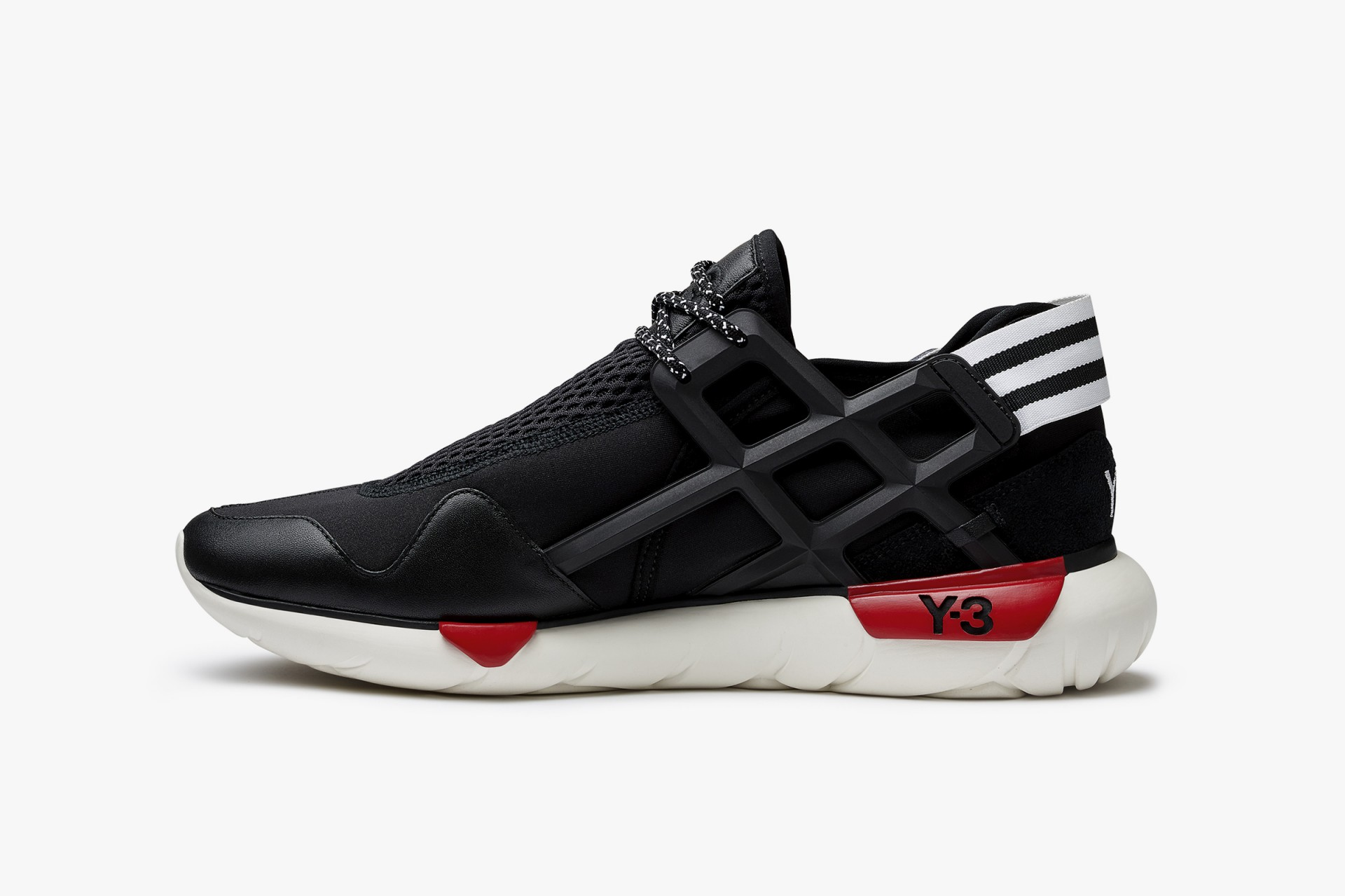 The Y-3 Qasa High has been one Y 3 Yohji Yamamoto