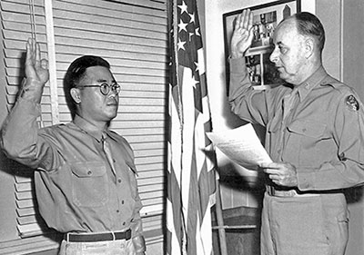 New book chronicles account of WWII Japanese American spy