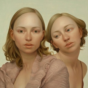 Nostalgic Profile Paintings : Lu Cong